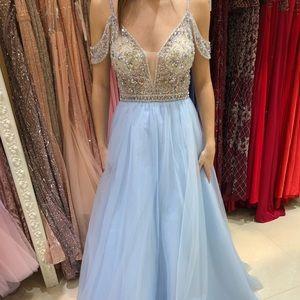 Jovani designer prom dress, never worn